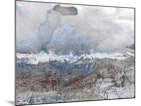 Horizon Spray III-Renee W^ Stramel-Mounted Giclee Print