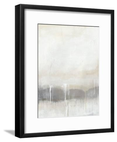Horizon Strata II-June Erica Vess-Framed Art Print