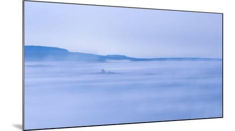 Scene on the Water I-James McLoughlin-Mounted Art Print