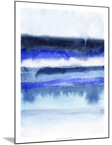 Shorebreak Abstract II-Grace Popp-Mounted Giclee Print