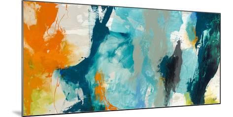 Tidal Abstract II-Sisa Jasper-Mounted Giclee Print