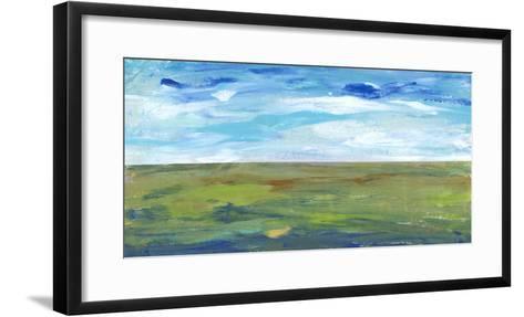 Vast Land II-Tim O'toole-Framed Art Print