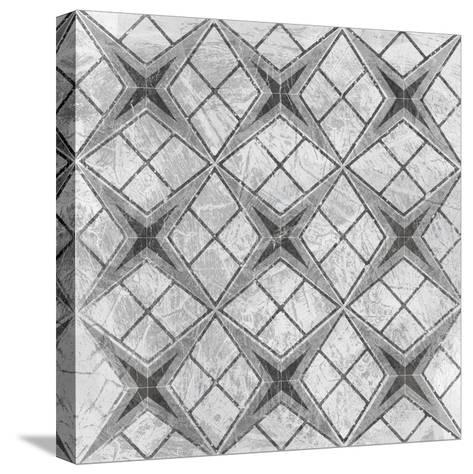 Boho Luxe Tile III-June Erica Vess-Stretched Canvas Print