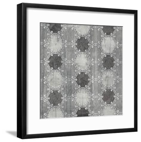 Boho Luxe Tile IV-June Erica Vess-Framed Art Print