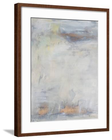 White Blush I-Julia Contacessi-Framed Art Print