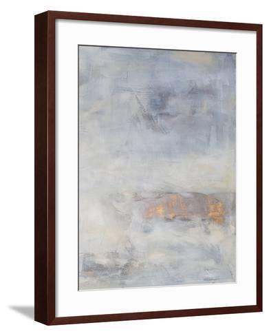 White Blush II-Julia Contacessi-Framed Art Print