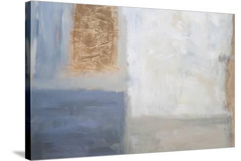 Window View-Julia Contacessi-Stretched Canvas Print