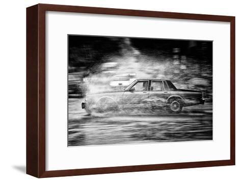 Dissection-Hayk Shalunts-Framed Art Print