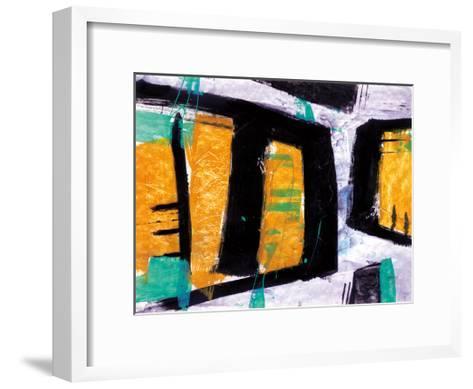 Suave-Jacques Clement-Framed Art Print