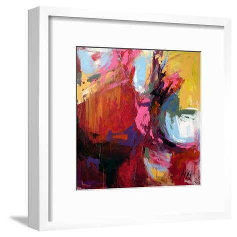 Série Abstrait 02-Marc Archambault-Framed Art Print
