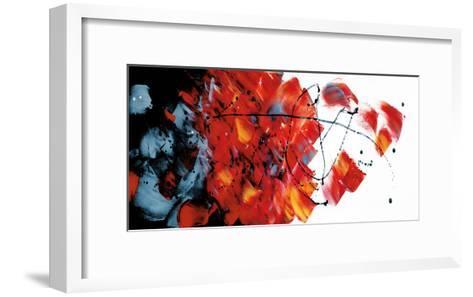 Panoramique 1-Carole St-Germain-Framed Art Print
