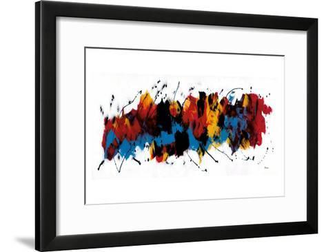 Panoramique 2-Carole St-Germain-Framed Art Print