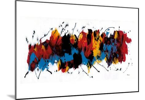 Panoramique 2-Carole St-Germain-Mounted Art Print