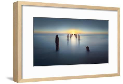 Last Light-Nadav Jonas-Framed Art Print