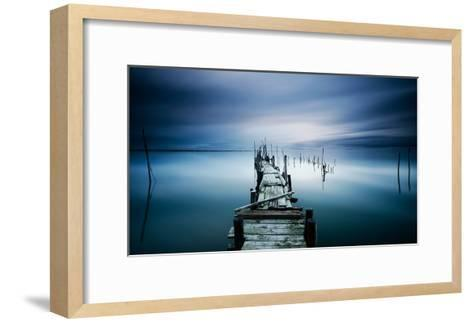 TIMELESS-Paulo Dias-Framed Art Print