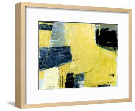 Séduction-Jacques Clement-Framed Art Print