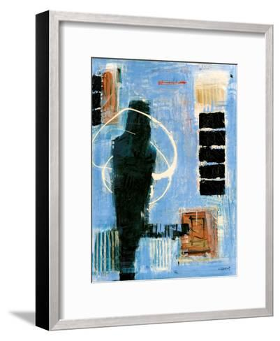 Ravissement-Jacques Clement-Framed Art Print