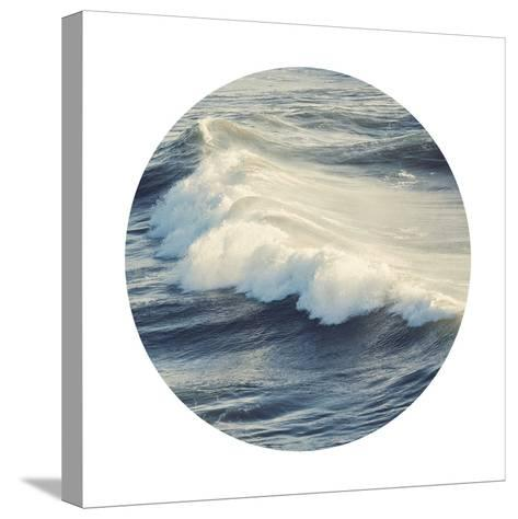 The Breakers - Sphere-Irene Suchocki-Stretched Canvas Print