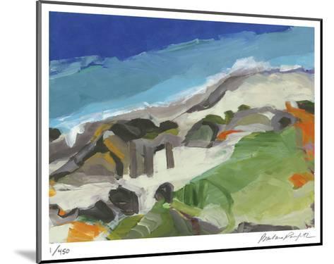 Summer Shores 2-Barbara Rainforth-Mounted Limited Edition