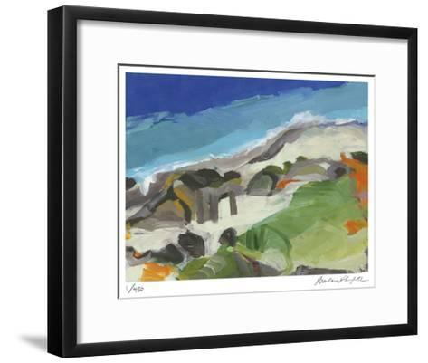 Summer Shores 2-Barbara Rainforth-Framed Art Print