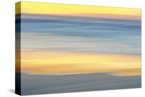 Ocean in Motion 3-Don Paulson-Stretched Canvas Print