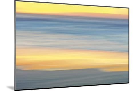 Ocean in Motion 3-Don Paulson-Mounted Giclee Print