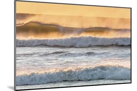 Ocean Surf 2-Don Paulson-Mounted Giclee Print