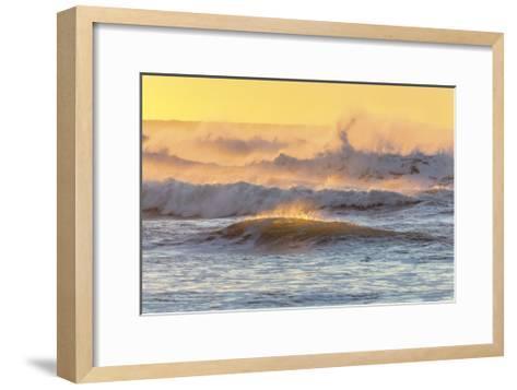 Ocean Surf-Don Paulson-Framed Art Print