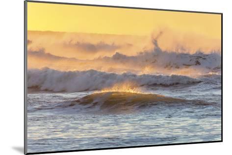 Ocean Surf-Don Paulson-Mounted Giclee Print