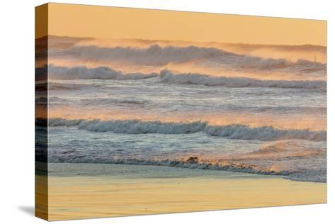 Cape Disappointment 2-Don Paulson-Stretched Canvas Print