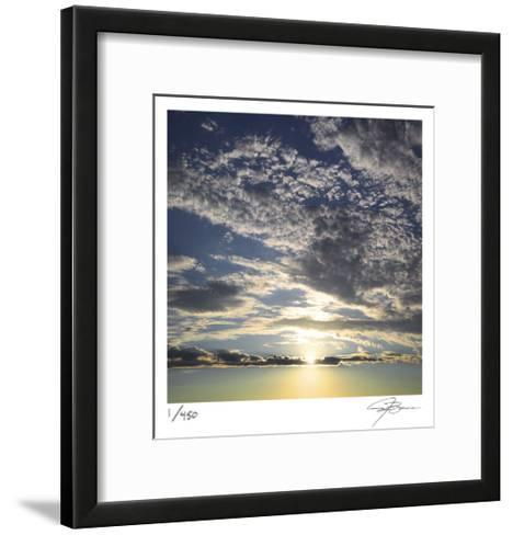 Morning Sky-Ken Bremer-Framed Art Print