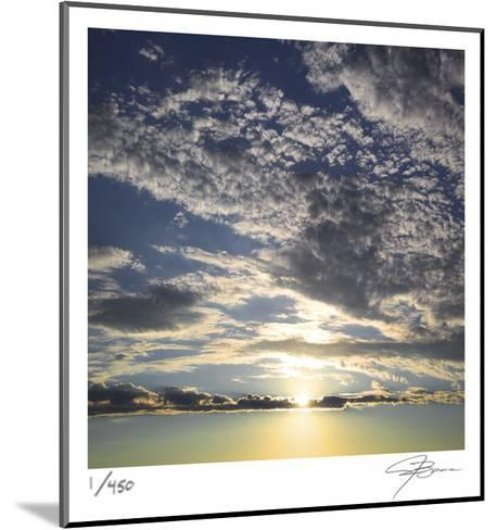 Morning Sky-Ken Bremer-Mounted Limited Edition