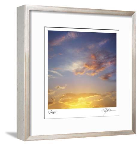 Sky 4-Ken Bremer-Framed Art Print