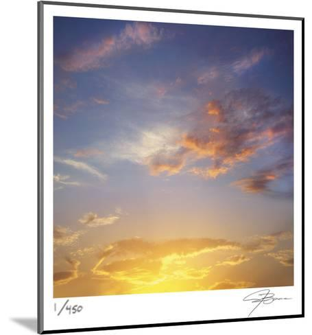 Sky 4-Ken Bremer-Mounted Limited Edition