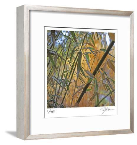 Bamboo-Ken Bremer-Framed Art Print