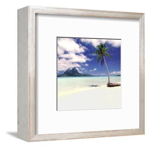 Paradise III--Framed Art Print