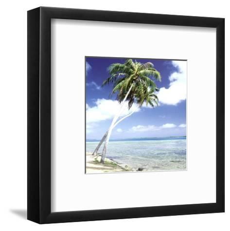 Paradise IV--Framed Art Print
