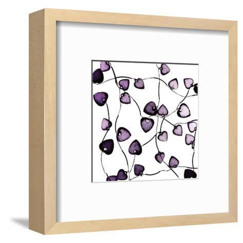 Glass Hearts-Mark Baker-Framed Art Print