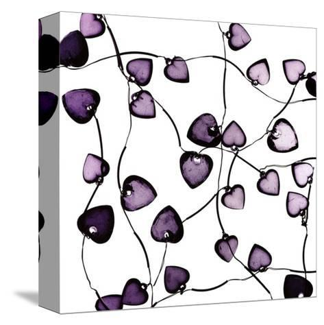 Glass Hearts-Mark Baker-Stretched Canvas Print