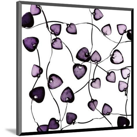 Glass Hearts-Mark Baker-Mounted Art Print