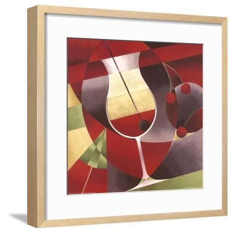 Sea Breeze-E^ Freeman-Framed Art Print