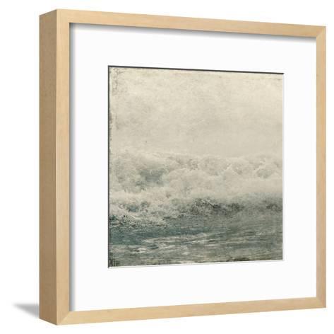 Ocean Storm 1-Kimberly Allen-Framed Art Print