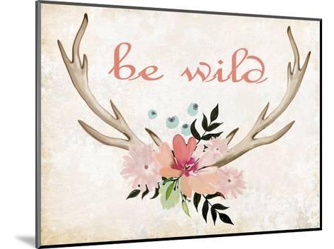 Be Wild-Kimberly Allen-Mounted Art Print