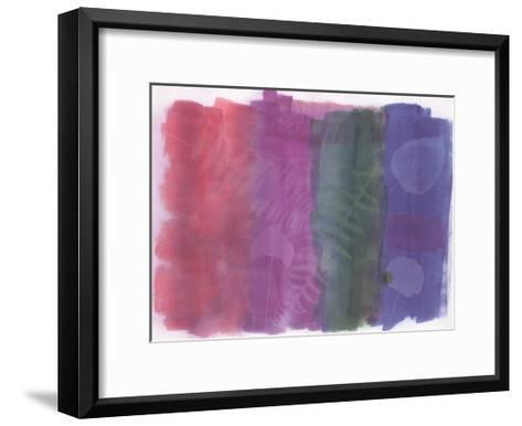 Fossil Color Splash-Smith Haynes-Framed Art Print