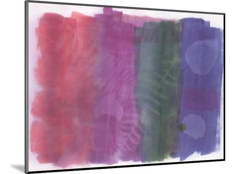 Fossil Color Splash-Smith Haynes-Mounted Art Print