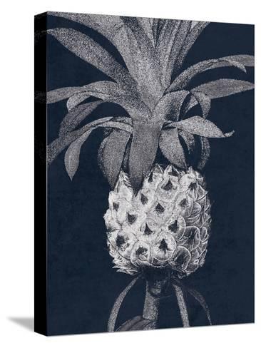 Indigo Pine 1-Sheldon Lewis-Stretched Canvas Print