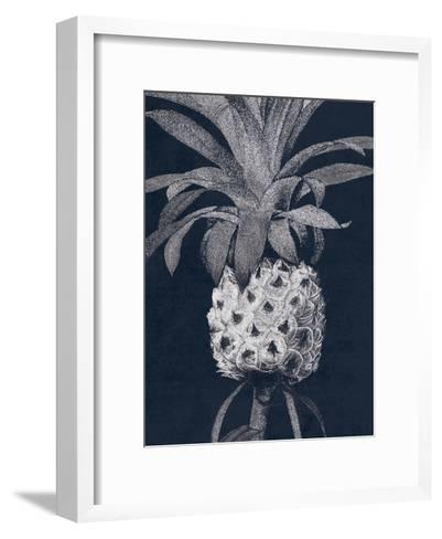Indigo Pine 1-Sheldon Lewis-Framed Art Print