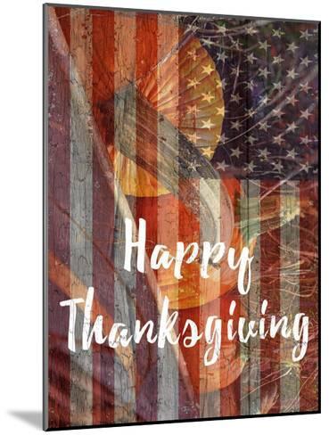 Thanksgiving-Sheldon Lewis-Mounted Art Print