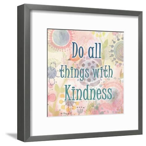 Do all Things-Kimberly Allen-Framed Art Print