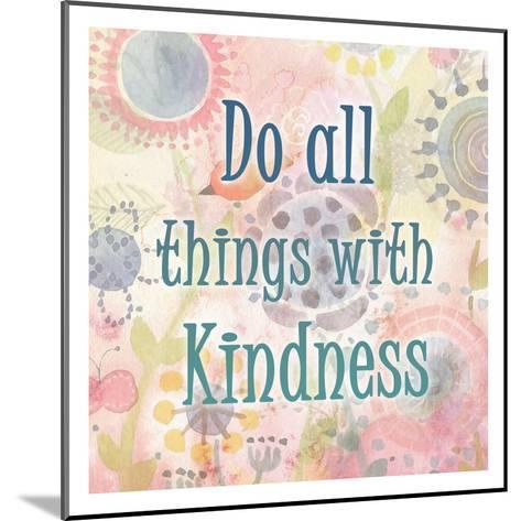 Do all Things-Kimberly Allen-Mounted Art Print